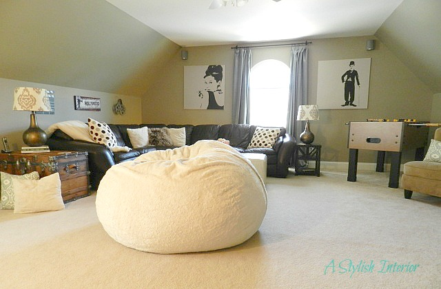 attic ideas playroom - Remodelaholic