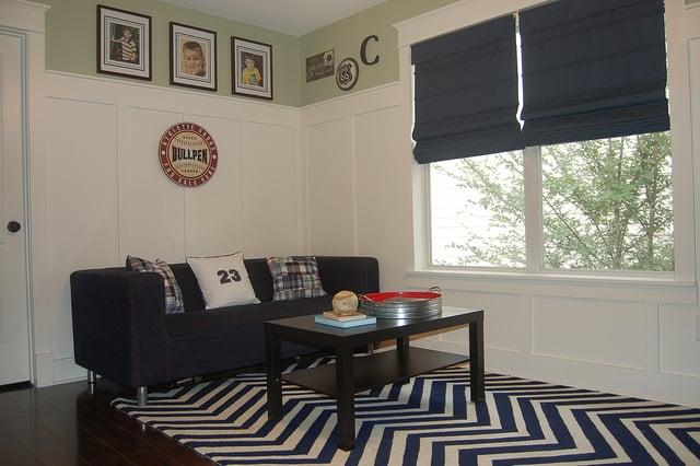 Simple Teen Game Room