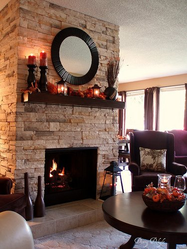 Remodelaholic 25 Best Diy Fireplace Makeovers