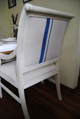 Louis XVI Dining Chair
