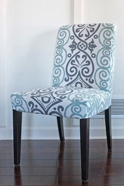Remodelaholic 25 Chair Makeovers