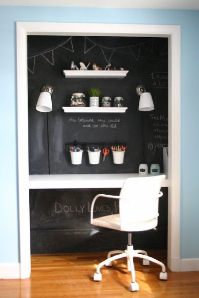 office closets. 25 Clever Closet Offices Office Closets L