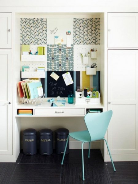 Fresh Patchwork Office