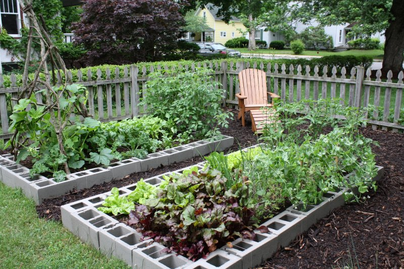 Remodelaholic 25 Edible Garden Ideas