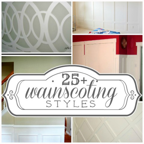 25+ Fabulous Wainscoting Ideas
