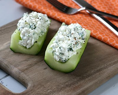 Cucumber Boats