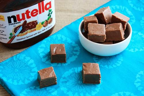 Incredible Nutella Fudge
