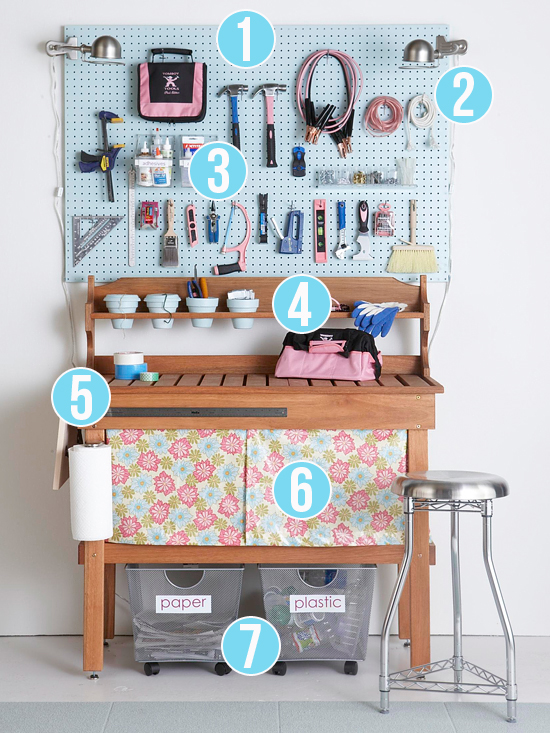 Tips for an Organized Workspace