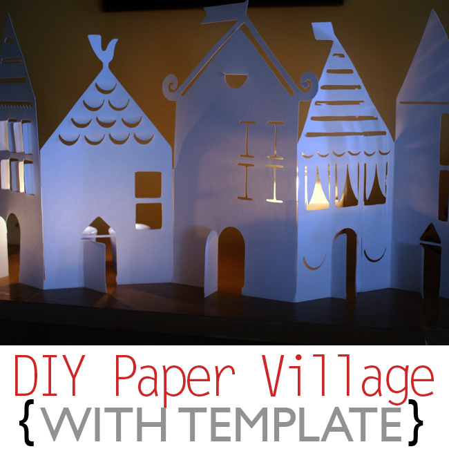 Remodelaholic | 35 Paper Christmas Decorations To Make ...