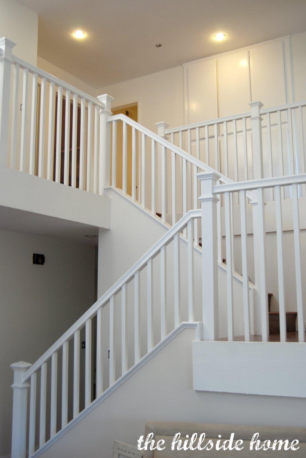 Brand New Stair Banister