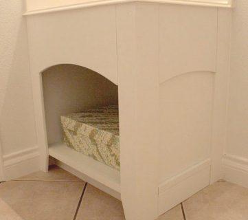 For Vanity's Sake; Upstairs Bath remodel; Part 4