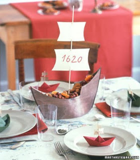 martha mayflower kids table