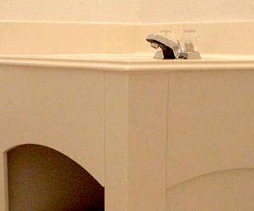Bathroom Vanity Remodel Instructions