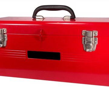 The tool box…