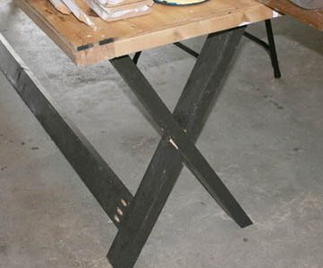 Crafting Executive; Building a Table