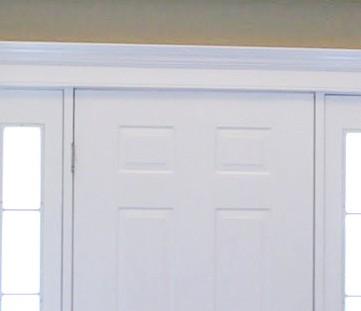 Door molding update