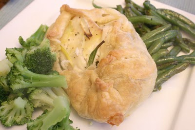 Tilapia baked in puff pastry recipe 6