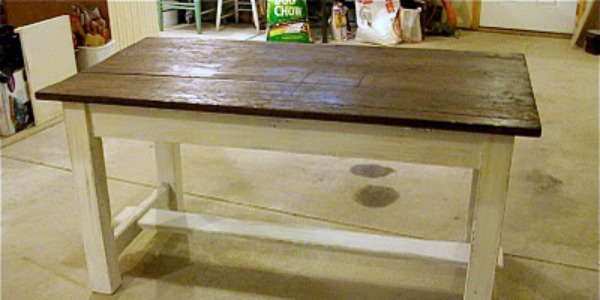 Old Workbench With A New Look: Guest