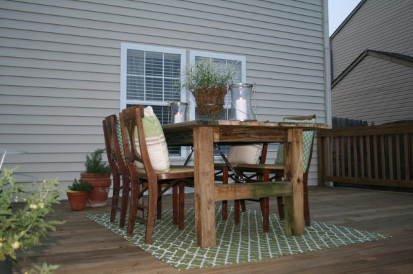 18 how-to-build-a-rustic-outdoor-dining-table-guest-remodel