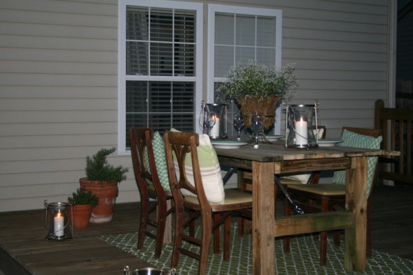 20 how-to-build-a-rustic-outdoor-dining-table-guest-remodel