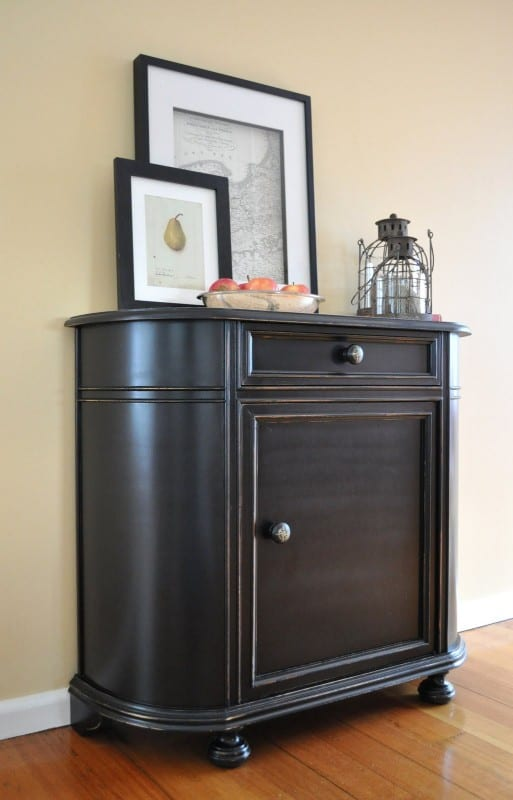 7 How To Reclaim Damaged Furniture, By The Painted Hive Featured On @Remodelaholic