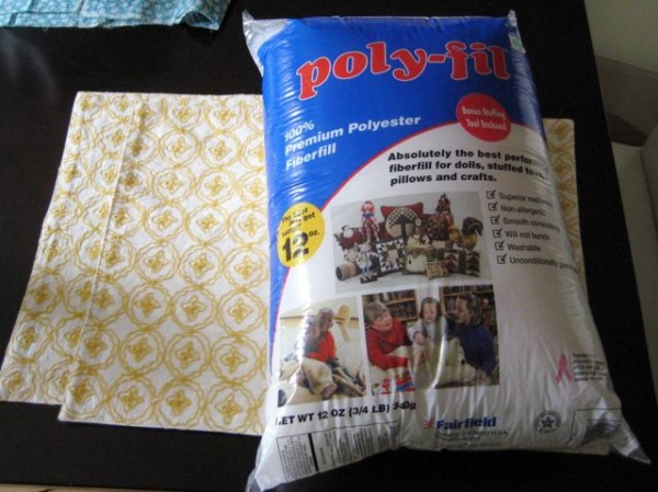No Sew Pillows From A Placemat,, Welcome To Heardmount On Remodelaholic