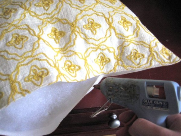How To Turn A Placemat Into A Throw Pillow, Welcome To Heardmount On Remodelaholic