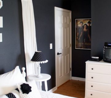 Teenage Bedroom Remodel, Pottery Barn Inspired