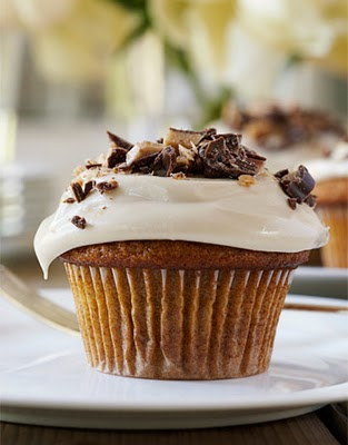 Remodelaholic Pumpkin Cupcakes With Maple Frosting Recipe