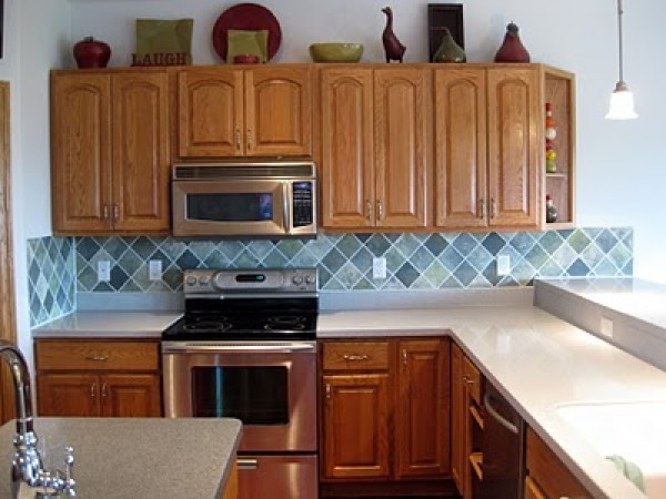 28+ [ painted kitchen backsplash photos ] | paint your backsplash