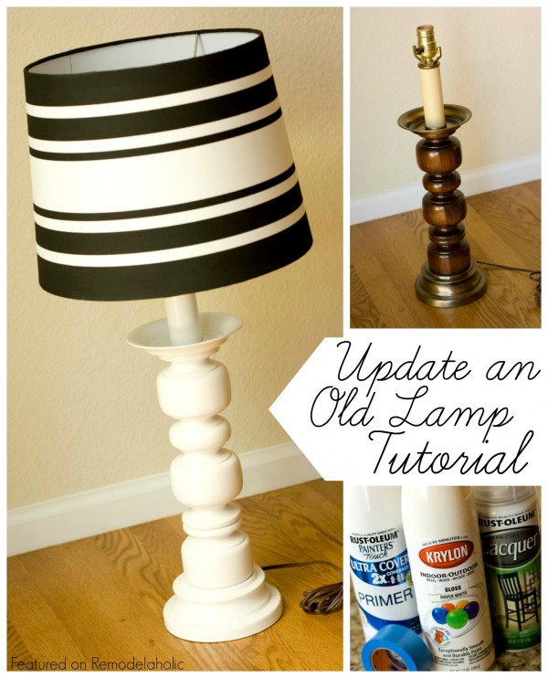 How to update an old lamp2