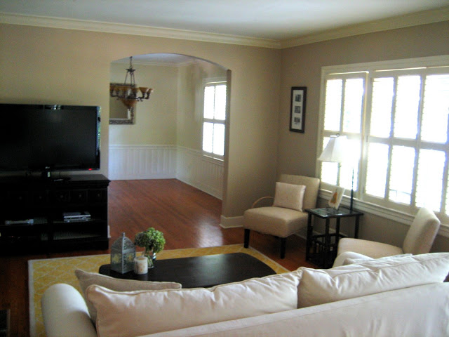 Remodelaholic   Living Room Redo With Furniture Upgrades. Redo Living Room. Home Design Ideas