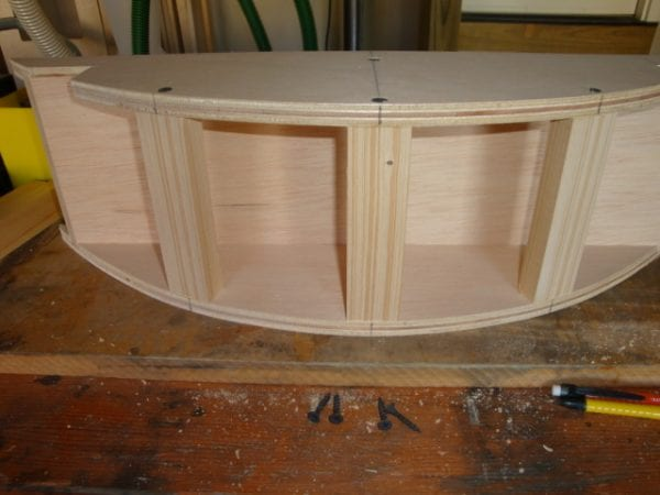 13 Canopy Cornice box DIY by DeCarlo Woodworks featured on @Remodelaholic