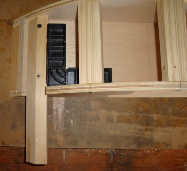 31 How to build a wooden cornice box from plywood by DeCarlo Woodworks featured on @Remodelaholic