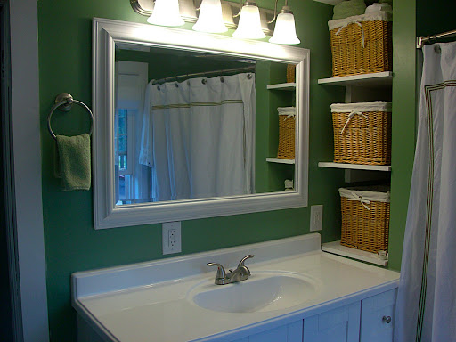 Remodelaholic Remodeling A Small Bedroom Into A Bathroom - Remodel bedroom into bathroom