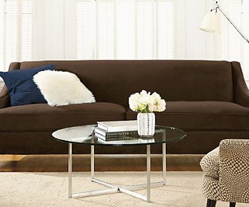 Take a Load Off… picking out a new sofa.