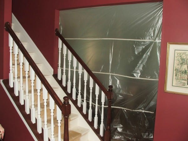 11 Tutorial For Stair Makeover, Carpeted To Wooden, By Cleverly Inspired, Featured On @Remodelaholic