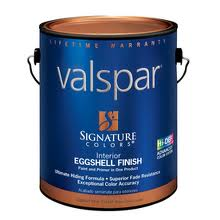 24 Valspar Paint And Primer In One Used For Under $100 Makeover Of Carpeted Stairs, By Cleverly Inspired, Featured On @Remodelaholic