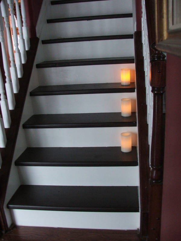 32 DIY Tutorial, Carpeted Stairs To Wooden Treads For Less Than $100, By  Cleverly