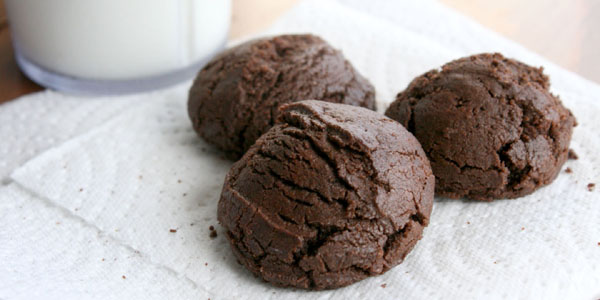 Remodelaholic Easy Homemade Chewy Chocolate Cookies