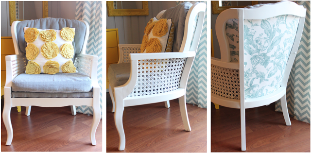 DIY Chair Makeover Under $50 (3)