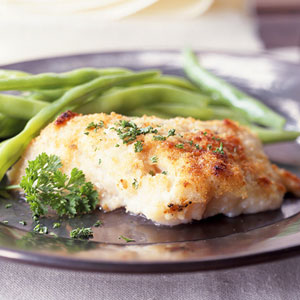 Starting to Lose the Weight! Easy Baked Fish and Recipe Link