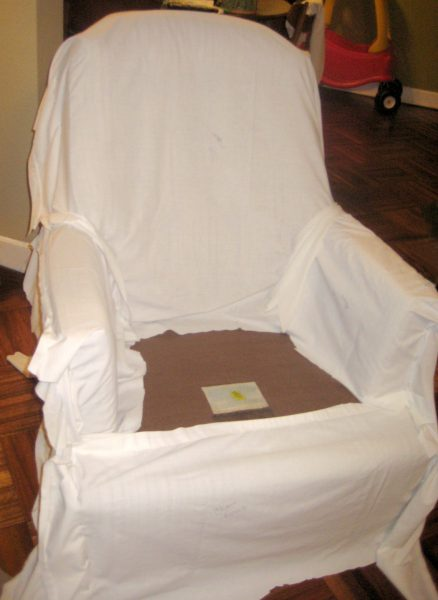 6 Easy Slipcover Instructions