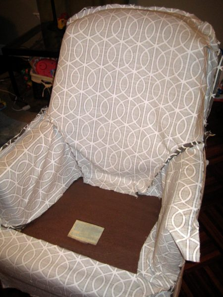 8 Easy Slipcover Instructions