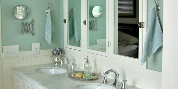 remodelaholic complete diy master bathroom remodel - Remodel Bathroom Diy