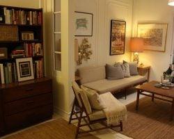 Refinished Living Room