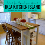 Budget Friendly Ikea Kitchen Island, Welcome To Heardmount On Remodelaholic