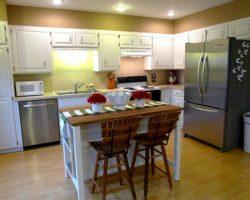 new ikea kitchen island