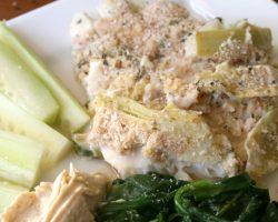 baked-artichoke-fish-fillets