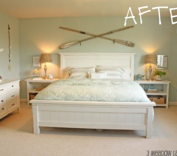 Making The Master Bedroom Beautiful